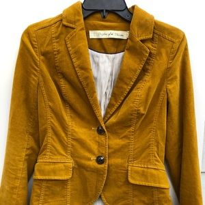 Anthropologie Daughter of the liberation Blazer